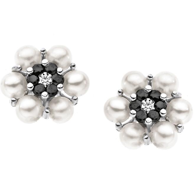 orecchini donna gioielli Comete Perla ORP 548
