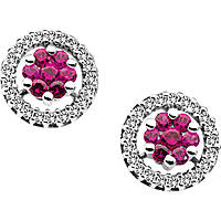 orecchini donna gioielli Comete Pietre preziose colorate ORB 520