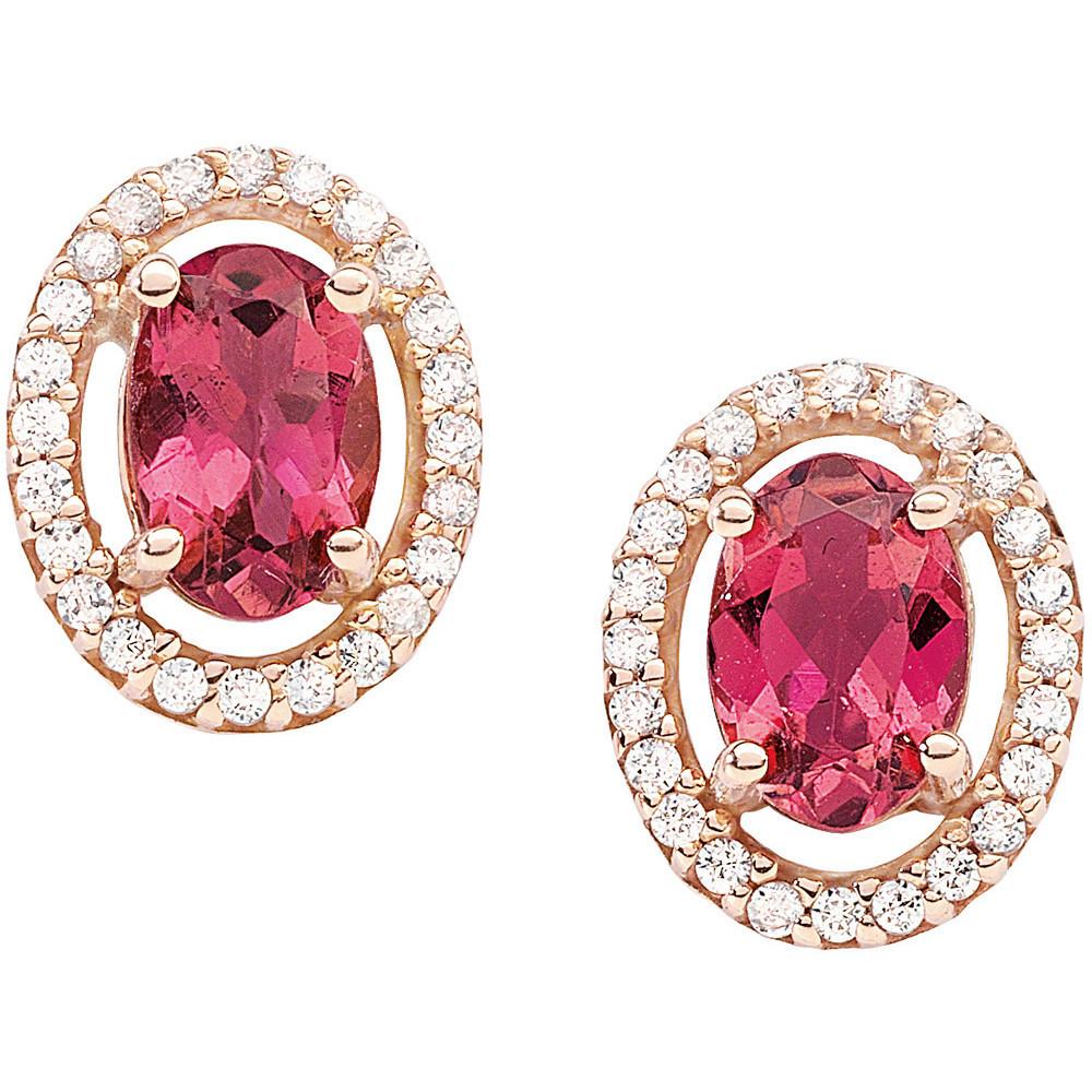 orecchini donna gioielli Comete Pietre preziose colorate ORB 586