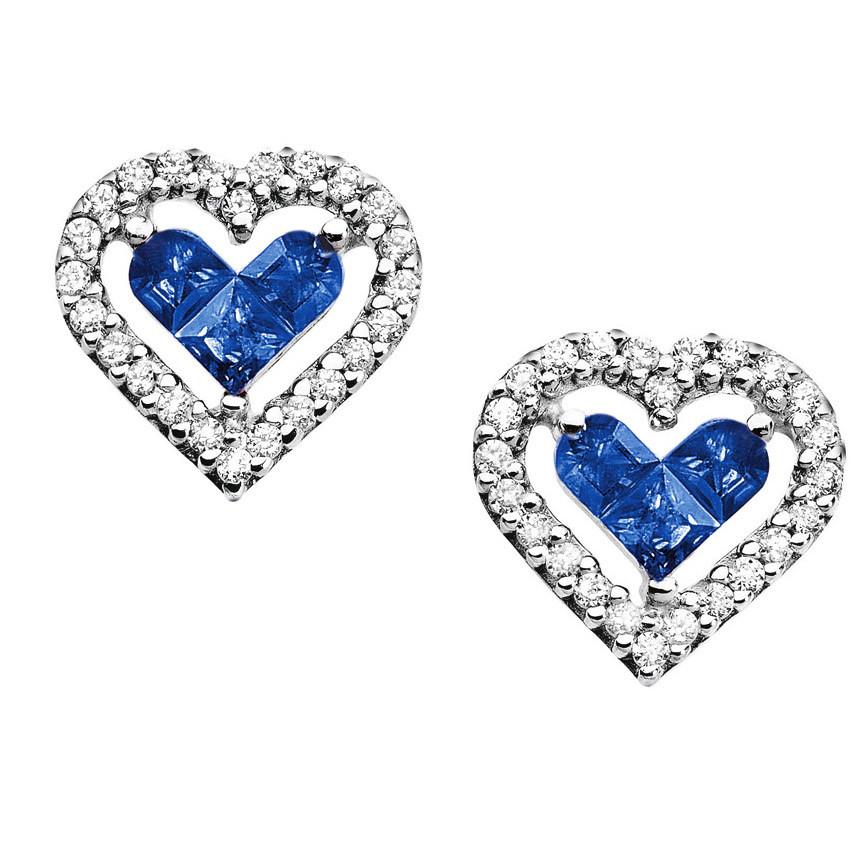 orecchini donna gioielli Comete Pietre preziose colorate ORB 592ZAF