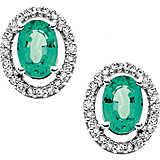 orecchini donna gioielli Comete Pietre preziose colorate ORB 619