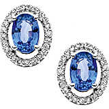 orecchini donna gioielli Comete Pietre preziose colorate ORB 620