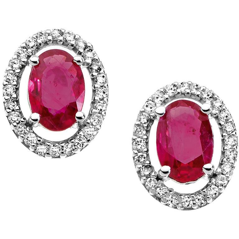orecchini donna gioielli Comete Pietre preziose colorate ORB 621