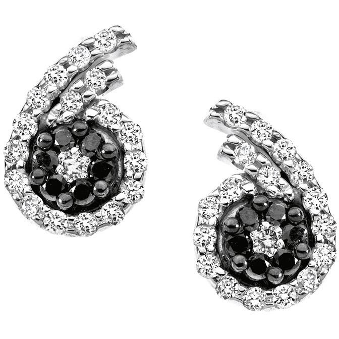 orecchini donna gioielli Comete Pietre preziose colorate ORB 623