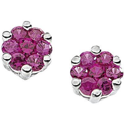 orecchini donna gioielli Comete Pietre preziose colorate ORB 648
