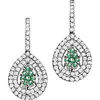orecchini donna gioielli Comete Pietre preziose colorate ORB 678