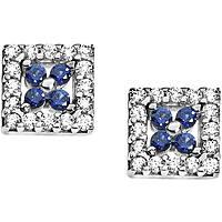 orecchini donna gioielli Comete Pietre preziose colorate ORB 681