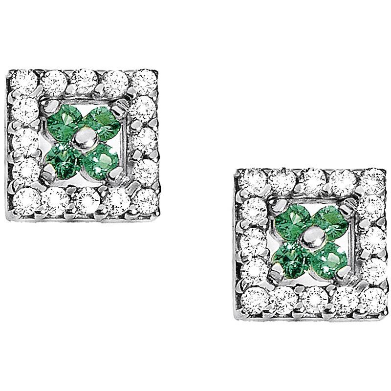 orecchini donna gioielli Comete Pietre preziose colorate ORB 683