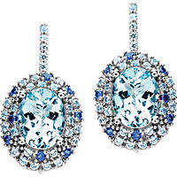 orecchini donna gioielli Comete Pietre preziose colorate ORQ 210