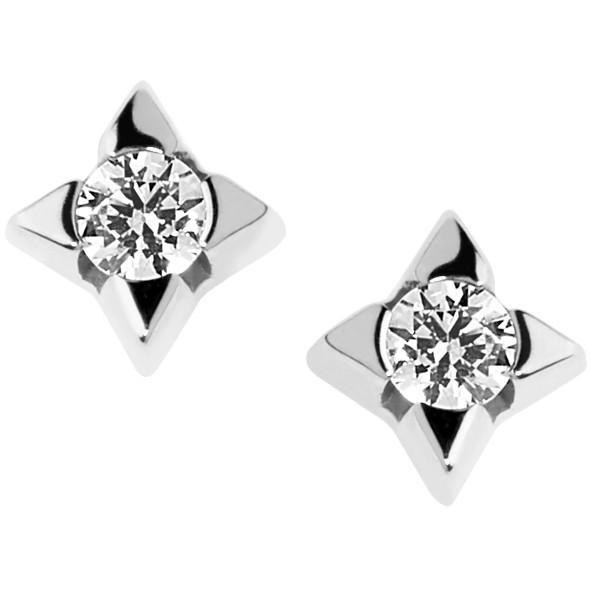 orecchini donna gioielli Comete Punti Luce ORB 807