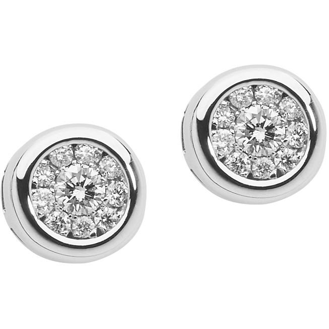 orecchini donna gioielli Comete Punti Luce ORB 823