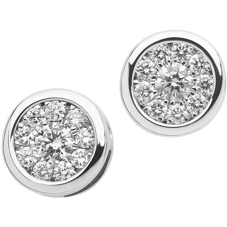 orecchini donna gioielli Comete Punti Luce ORB 826