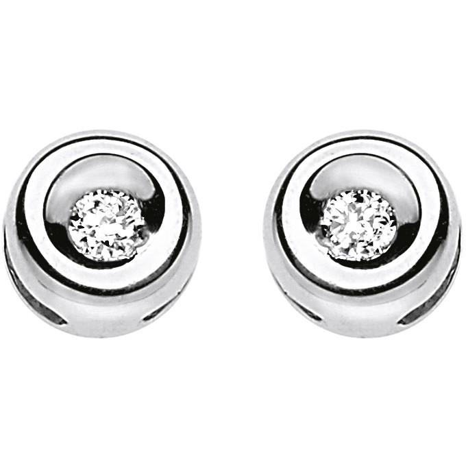 orecchini donna gioielli Comete Punto luce ORB 136