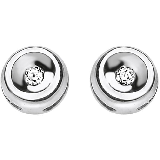 orecchini donna gioielli Comete Punto luce ORB 180