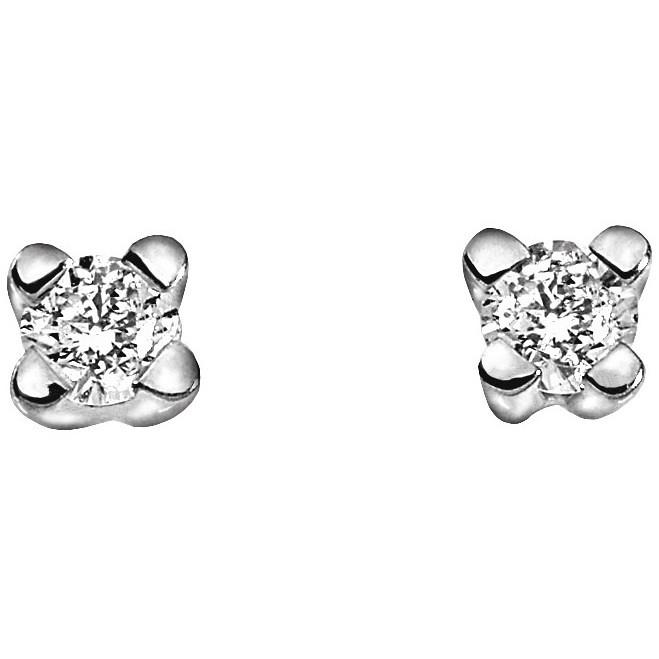 orecchini donna gioielli Comete Punto luce ORB 427