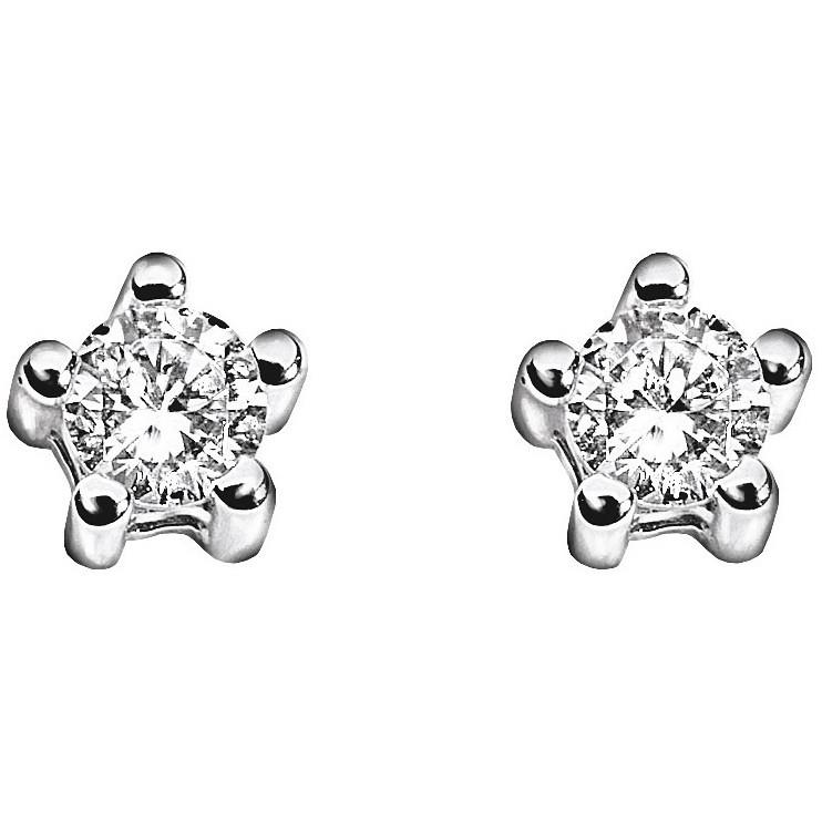 orecchini donna gioielli Comete Punto luce ORB 447