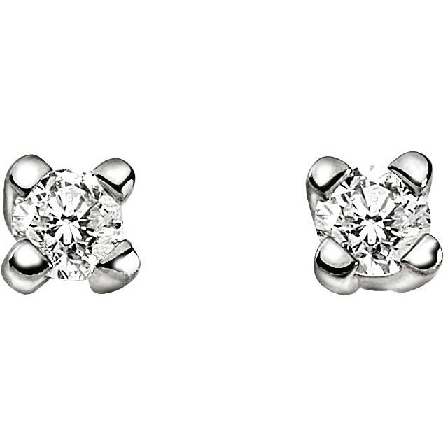 orecchini donna gioielli Comete Punto luce ORB 451