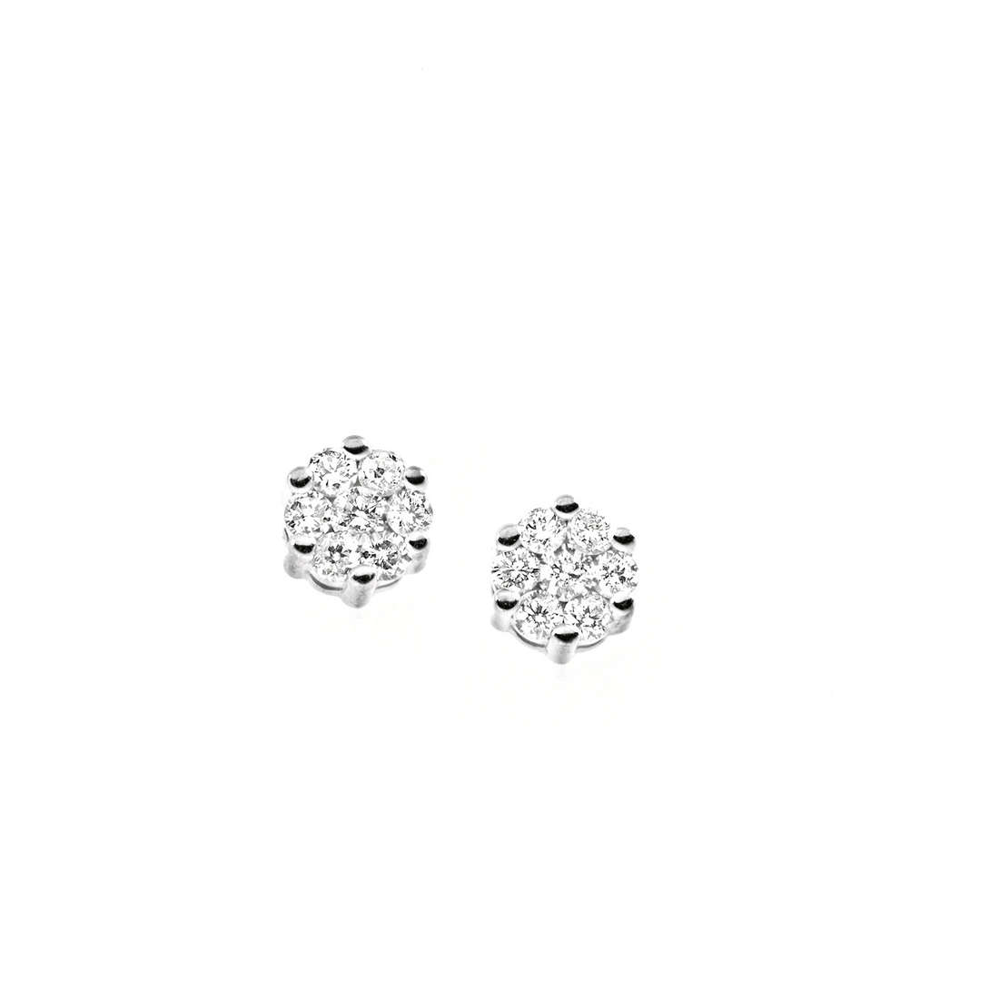 orecchini donna gioielli Comete Punto luce ORB 508