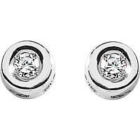 orecchini donna gioielli Comete Punto luce ORB 628