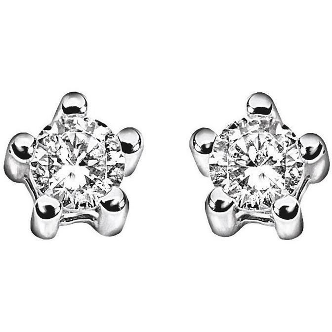 orecchini donna gioielli Comete Punto luce ORB 632