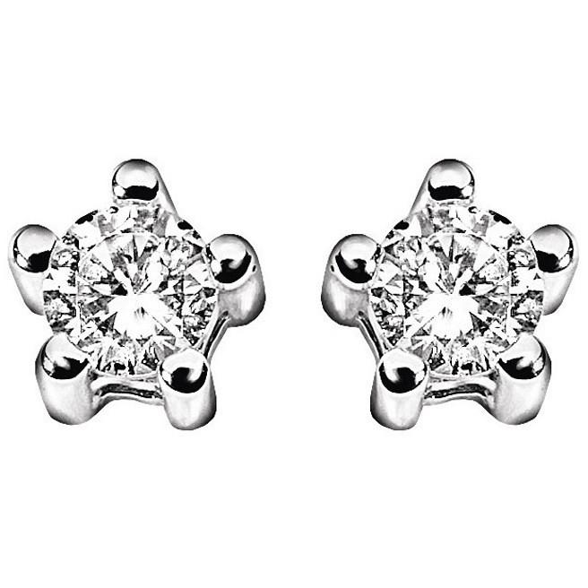 orecchini donna gioielli Comete Punto luce ORB 635