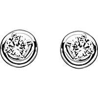 orecchini donna gioielli Comete Punto luce ORB 641
