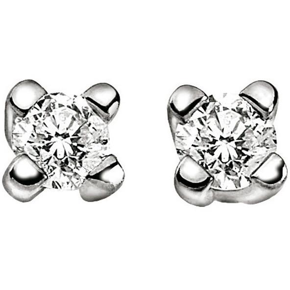 orecchini donna gioielli Comete Punto luce ORB 642