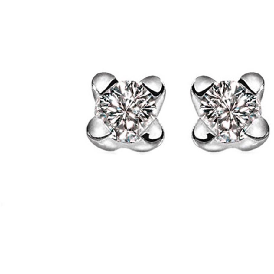 orecchini donna gioielli Comete Punto luce ORB 646