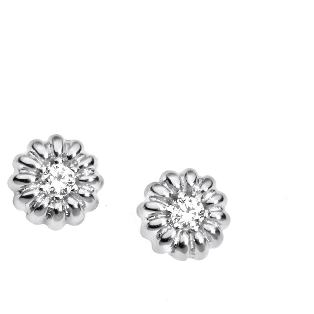 orecchini donna gioielli Comete Punto luce ORB 679