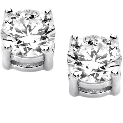 orecchini donna gioielli Comete Punto luce ORB 685