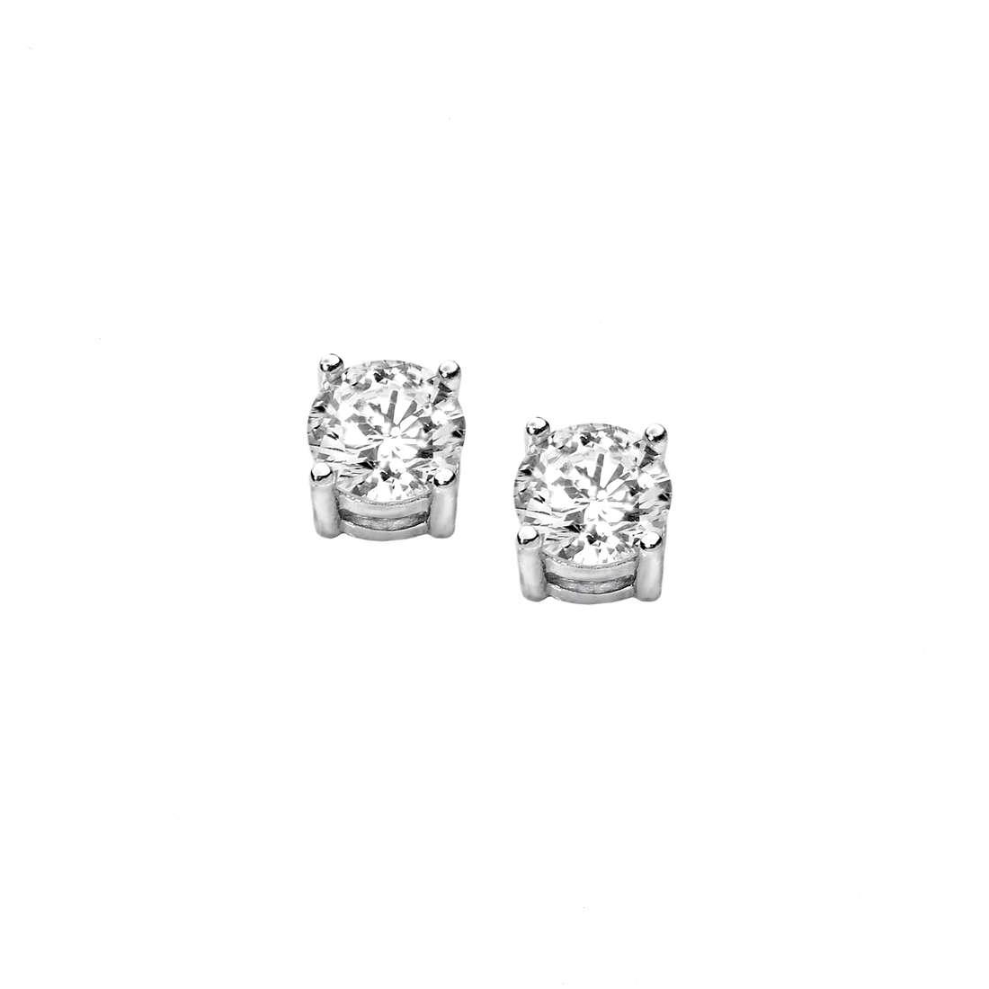 orecchini donna gioielli Comete Punto luce ORB 688