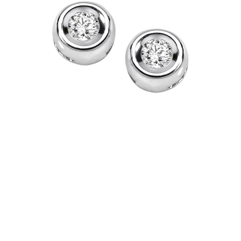 orecchini donna gioielli Comete Punto luce ORB 689