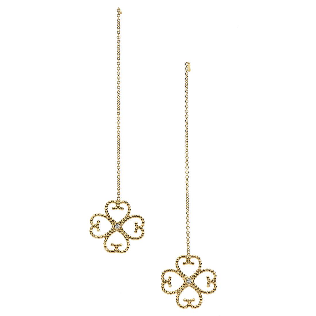 orecchini donna gioielli Comete Regina ORB 759