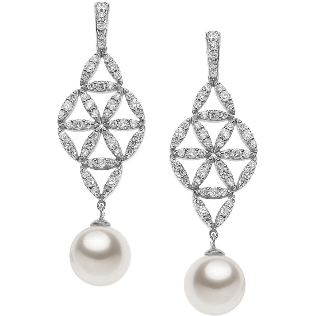 orecchini donna gioielli Comete Vita ORP 640