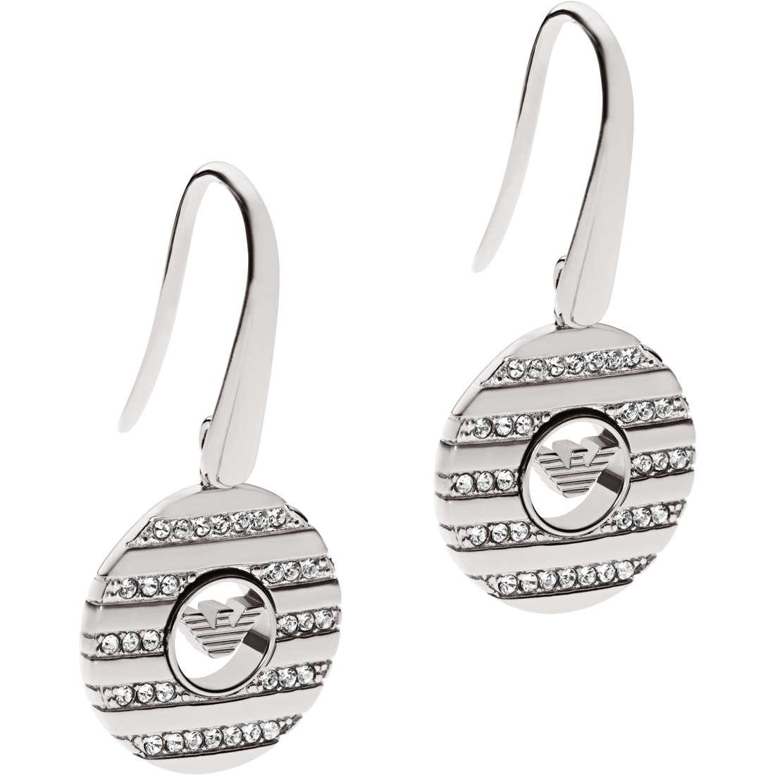 orecchini donna gioielli Emporio Armani EGS1663040