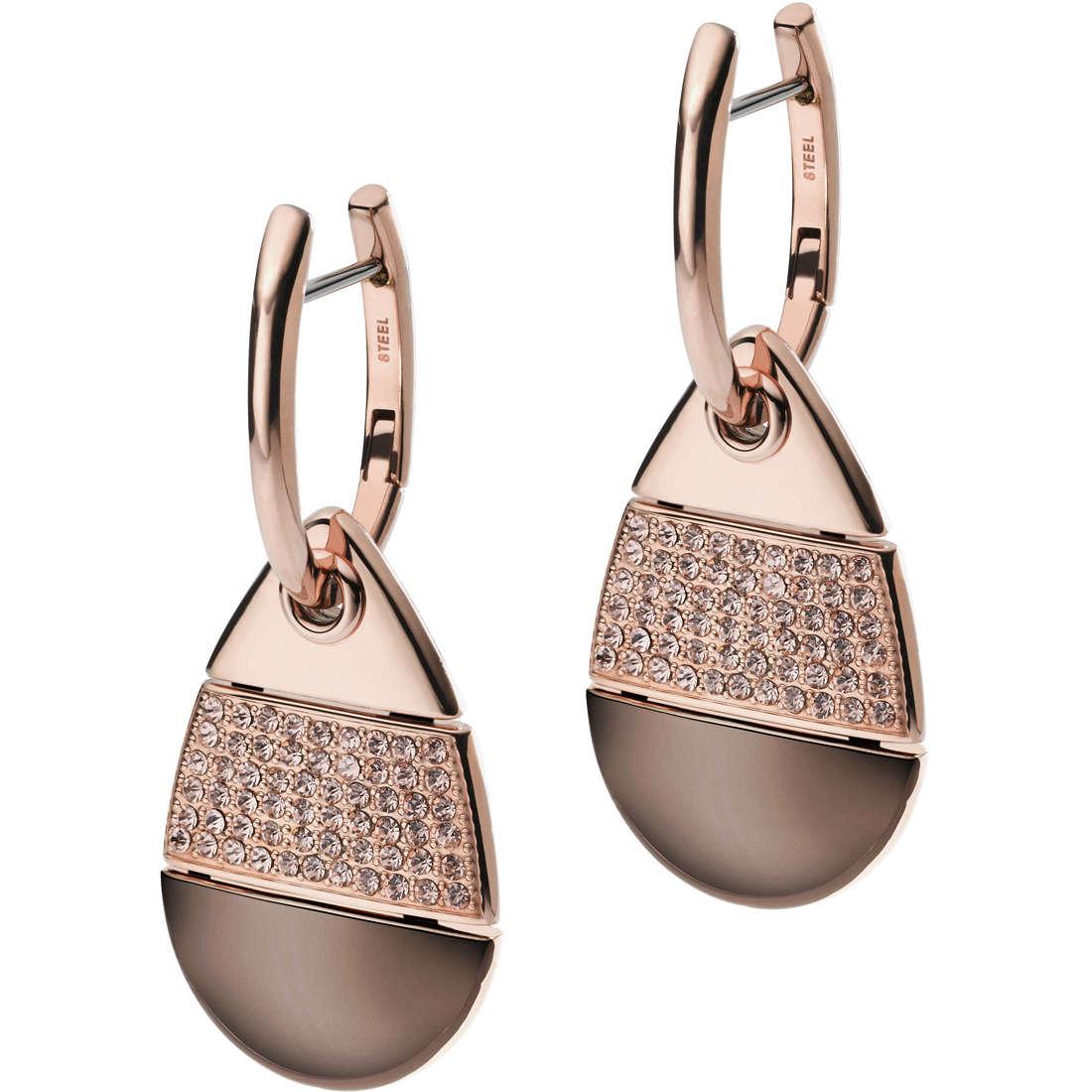 orecchini donna gioielli Emporio Armani EGS1776221