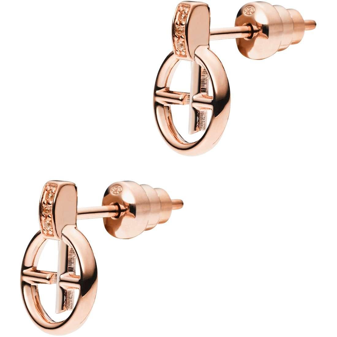 orecchini donna gioielli Emporio Armani Holiday EG3194221