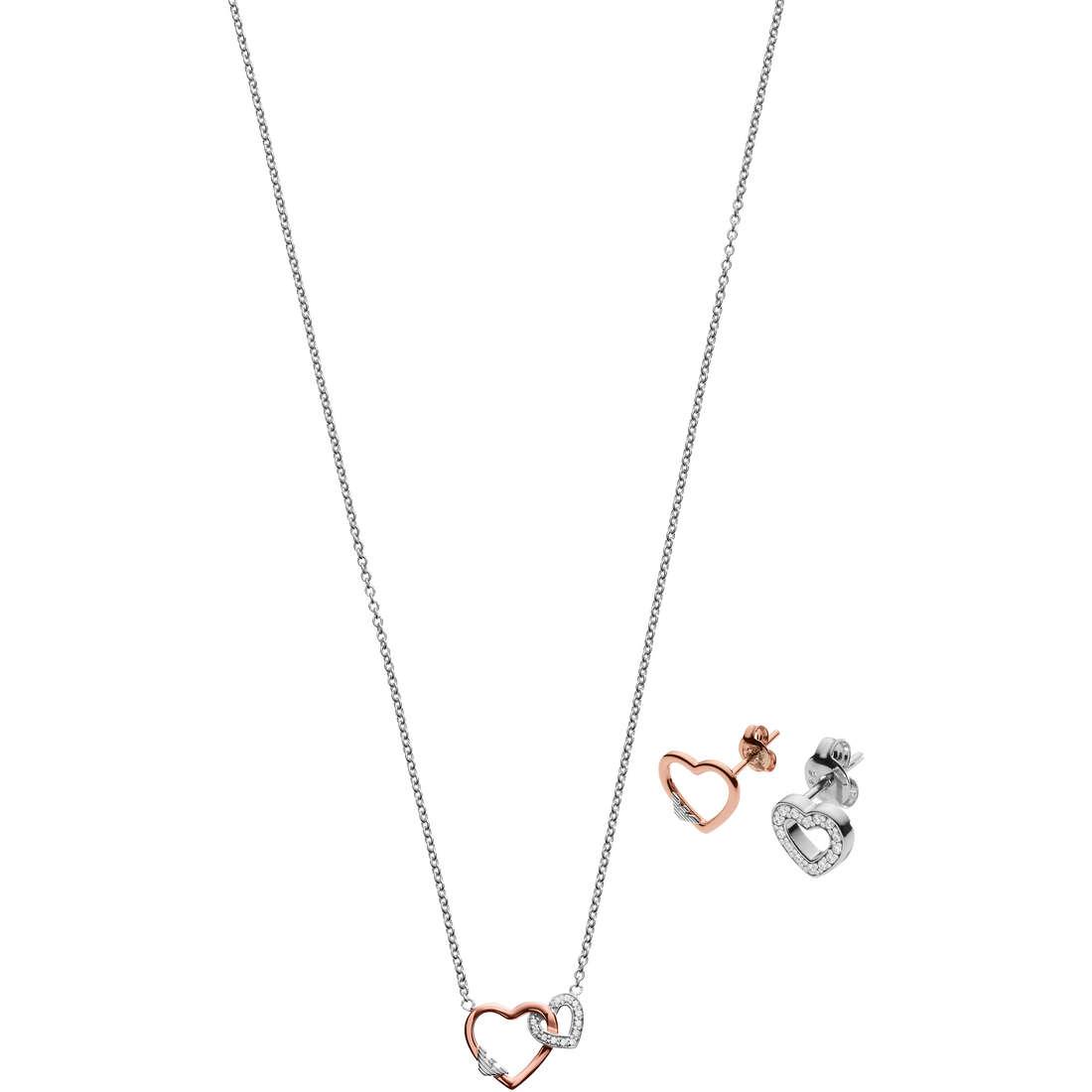 orecchini donna gioielli Emporio Armani Stelle EG3326040