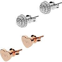 orecchini donna gioielli Emporio Armani Stelle EG3327040