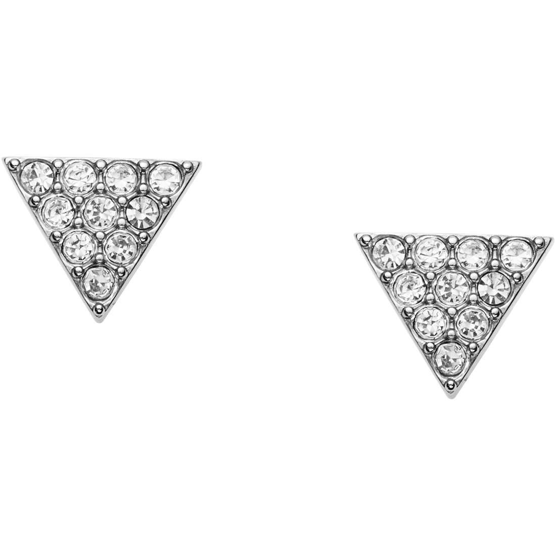 orecchini donna gioielli Fossil Fashion JF02399040