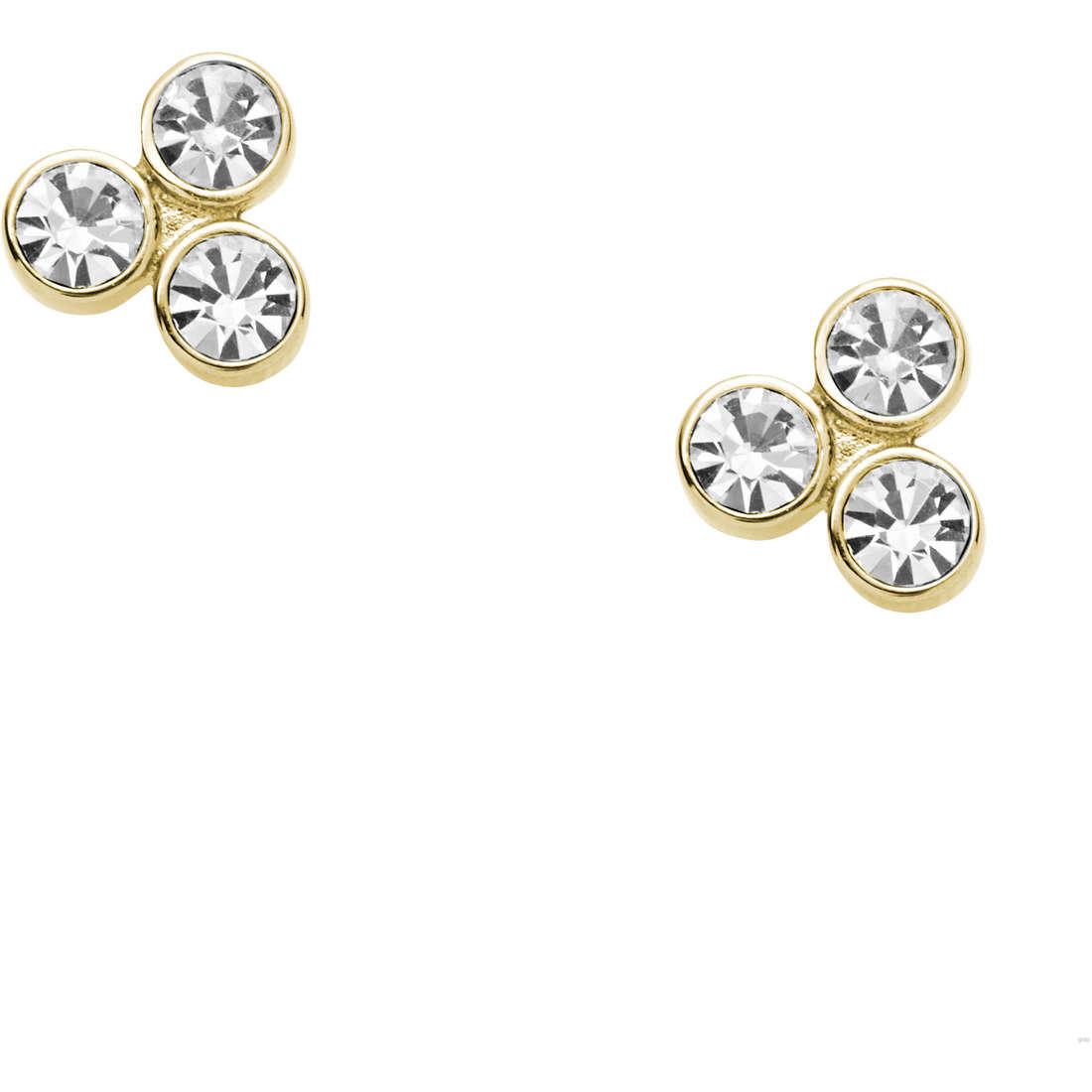 orecchini donna gioielli Fossil Fashion JF02404710