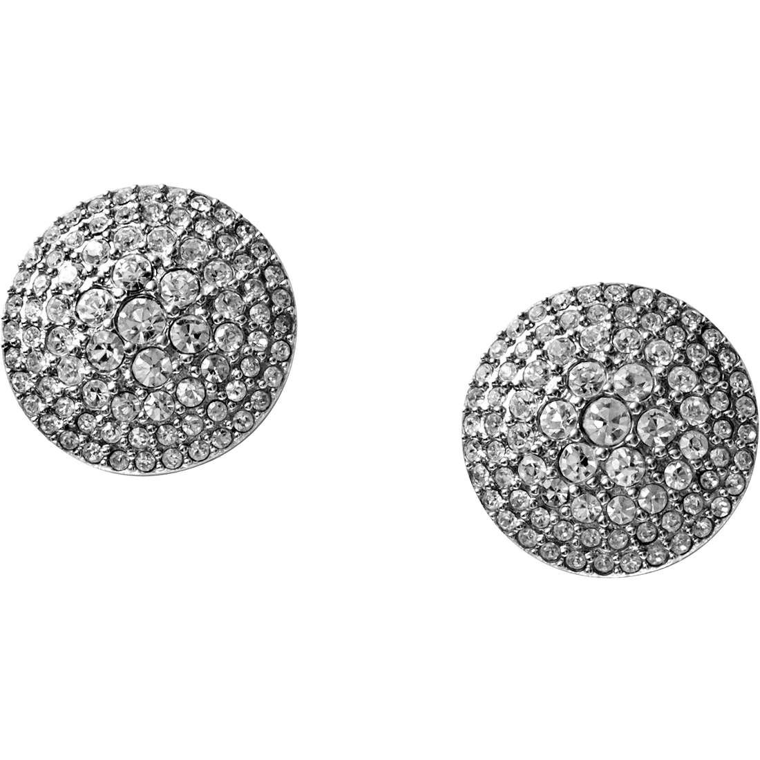 orecchini donna gioielli Fossil JF00197040