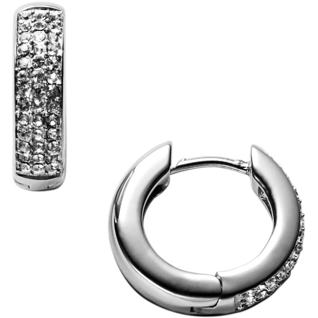 orecchini donna gioielli Fossil JF00199040