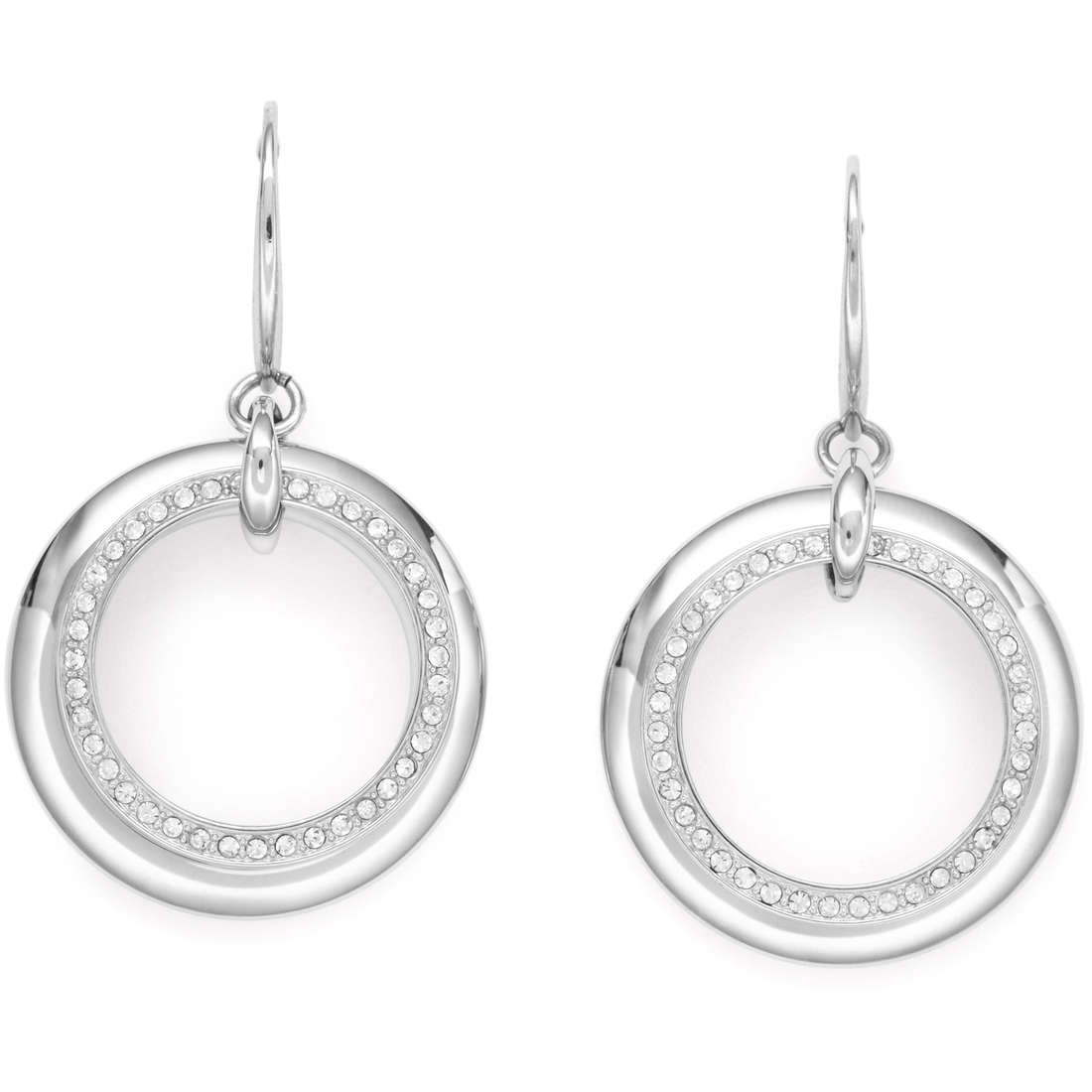 orecchini donna gioielli Fossil JF00438040