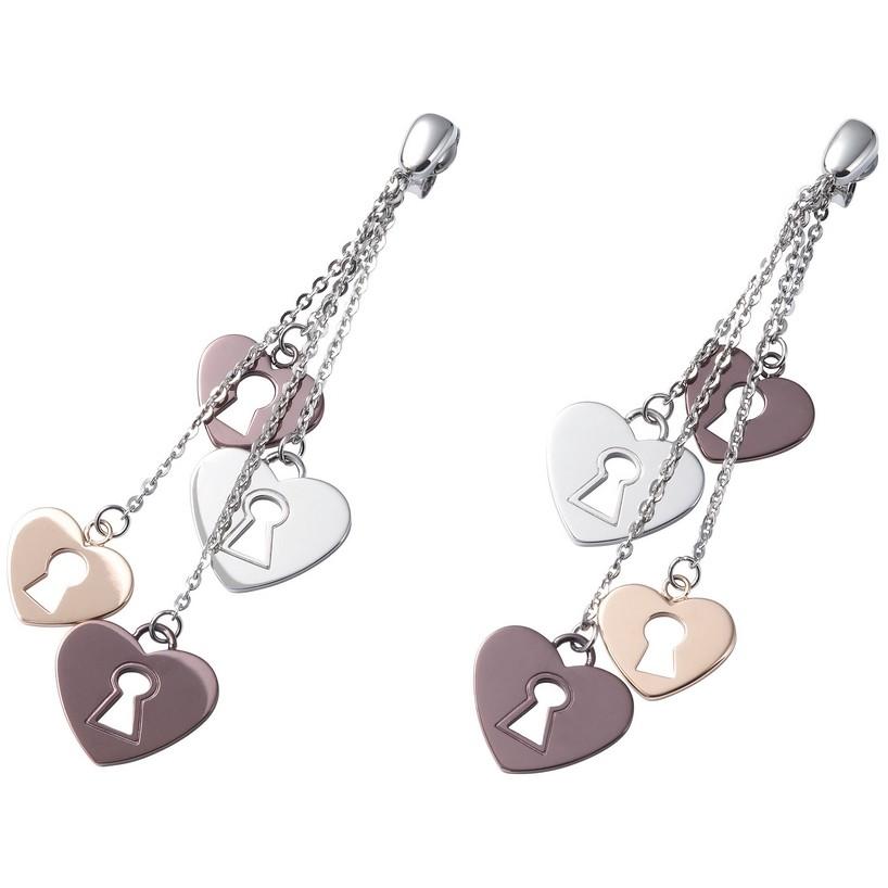 orecchini donna gioielli Fossil JF83465040