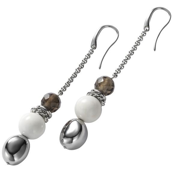 orecchini donna gioielli Fossil JF85281040
