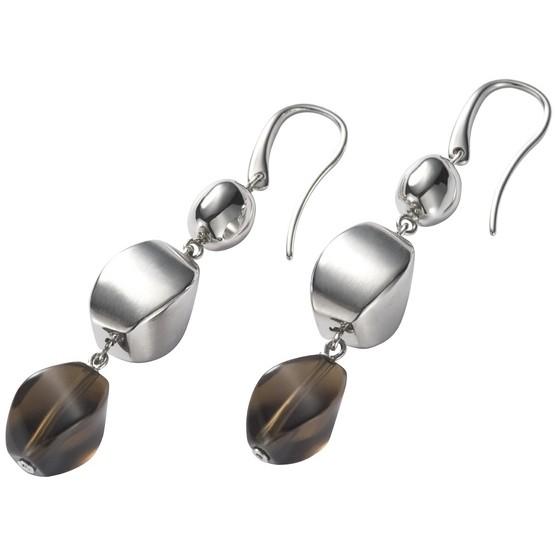 orecchini donna gioielli Fossil JF85376040