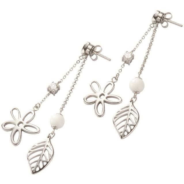 orecchini donna gioielli Fossil JF86038040