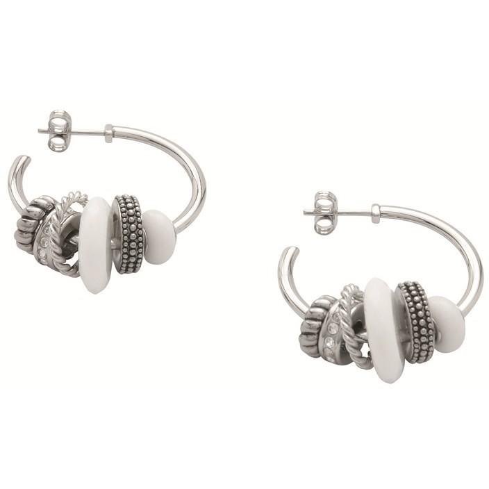 orecchini donna gioielli Fossil JF86883040