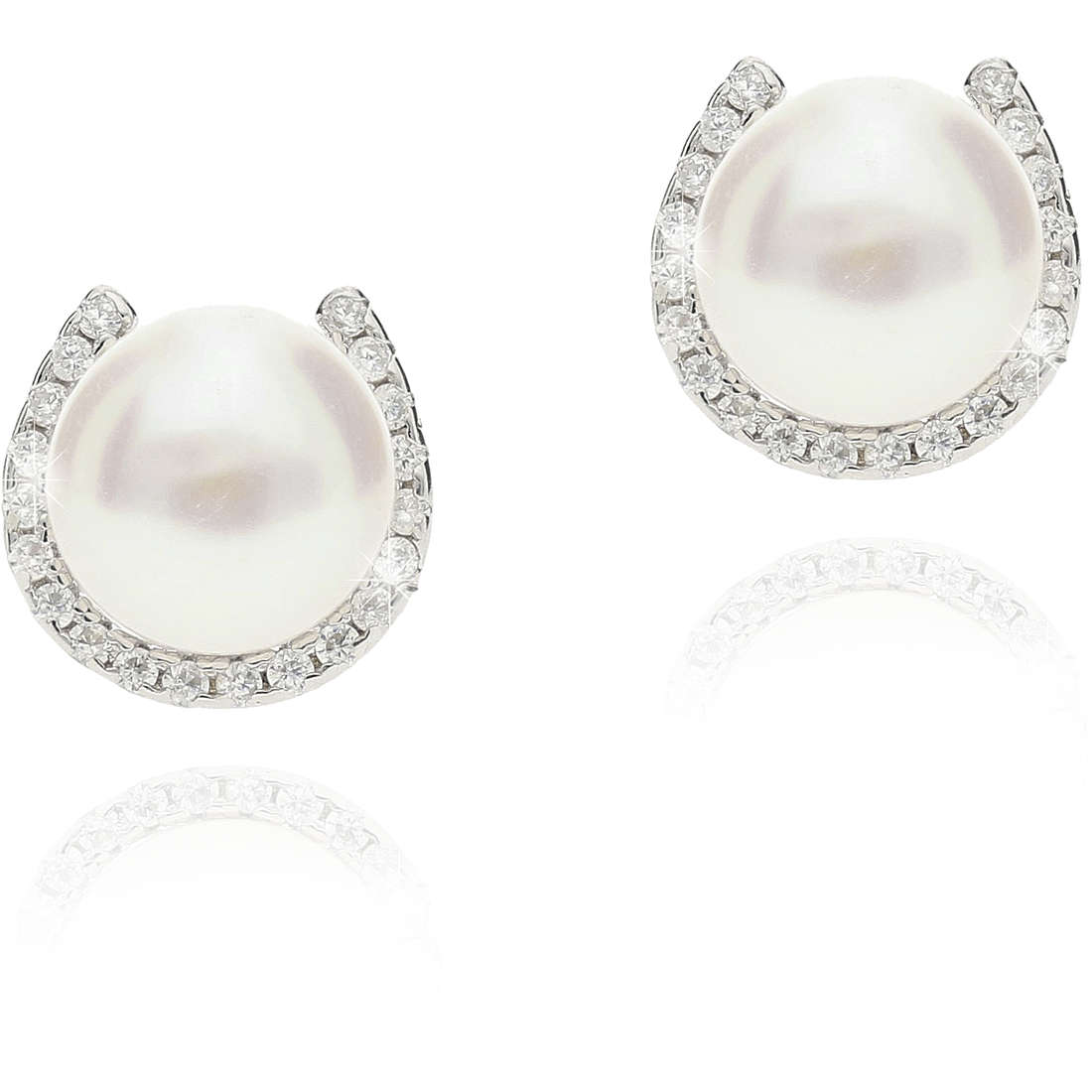 nuovo arrivo fd0d8 e9154 orecchini donna gioielli GioiaPura 48664-01-00